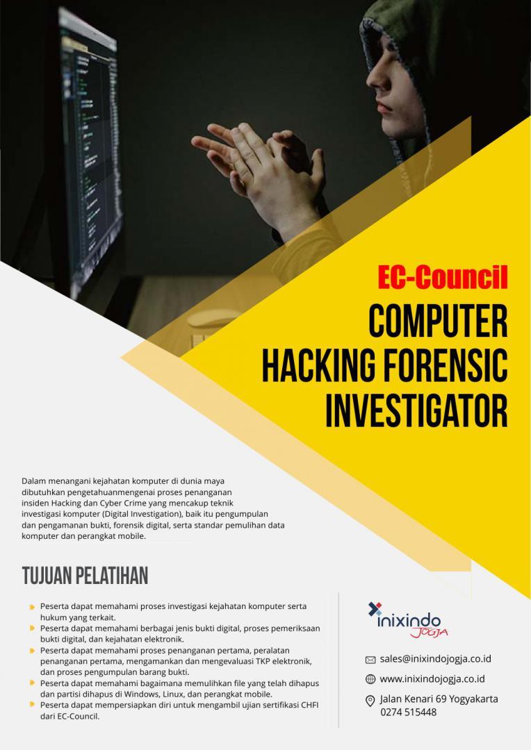 Computer Hacking Forensic Investigator (CHFI) 6