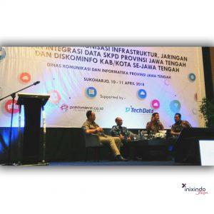 FGD Sinkronisasi Infrastruktur , Jaringan, Dan Integrasi Data SKPD Provinsi Jawa Tengah 3