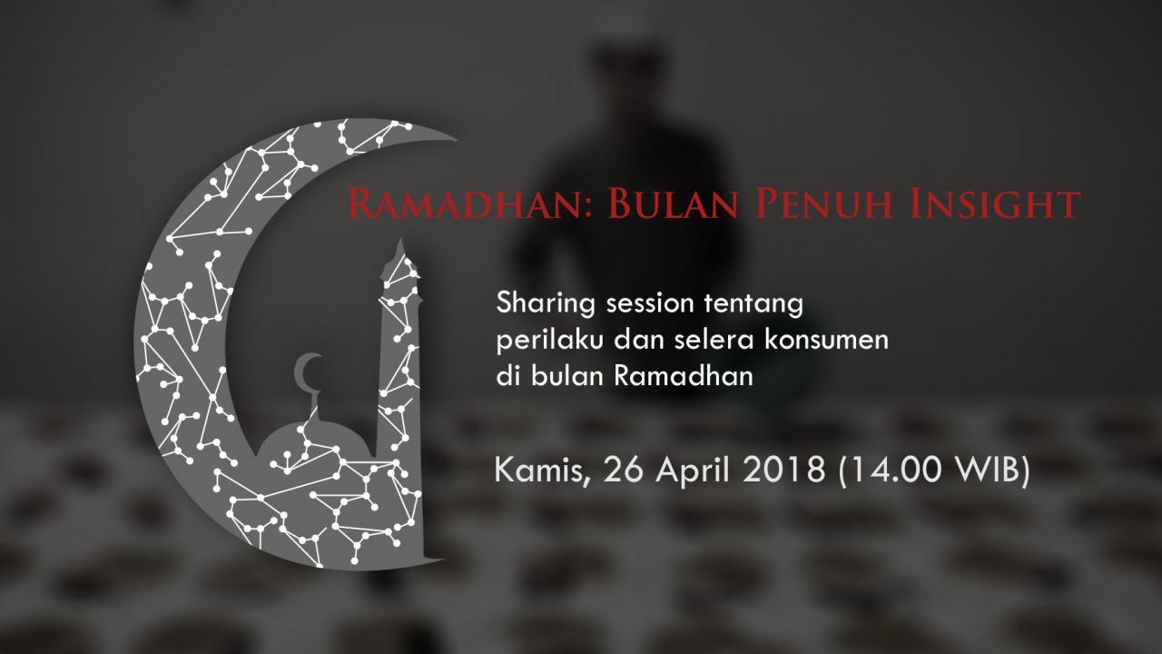 [SharingSession] Ramadhan Bulan Penuh Insight 1