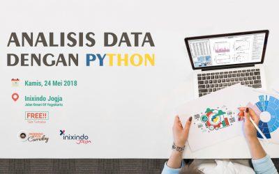 [Workshop] Analisis Data dengan Python