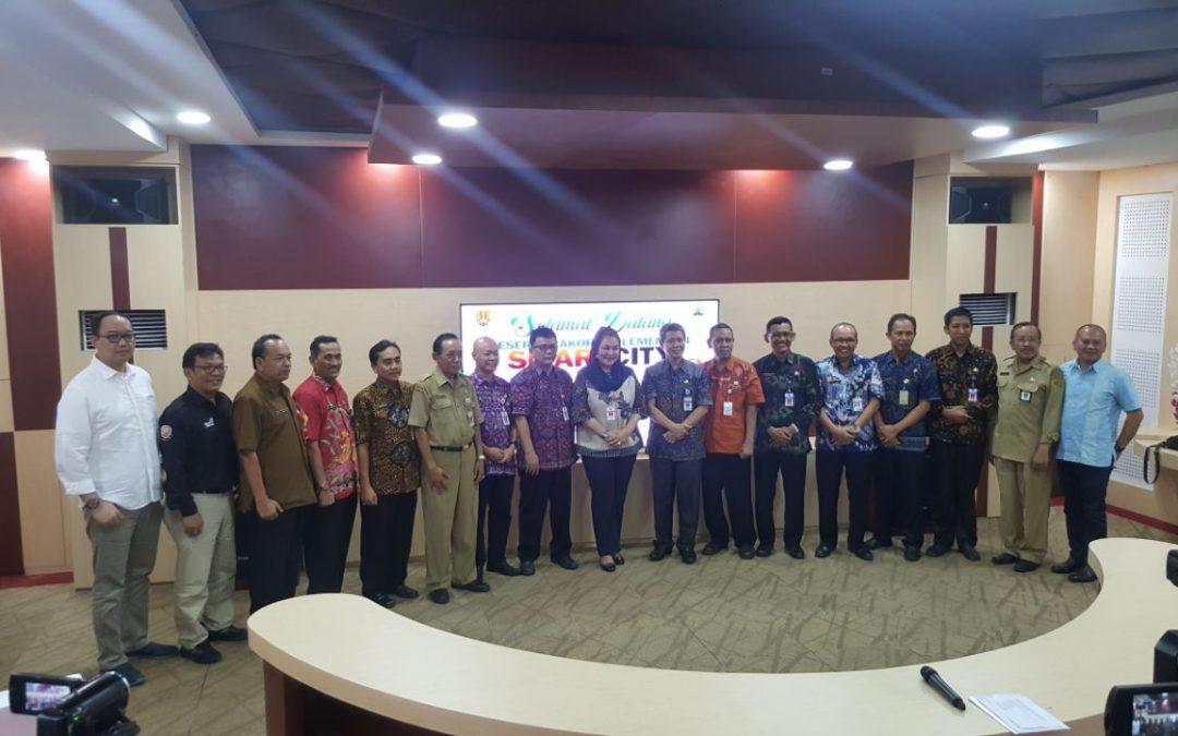 Kota dan Kabupaten Di Jawa Tengah Saling Bekerja Sama Dalam Membangun Smart City