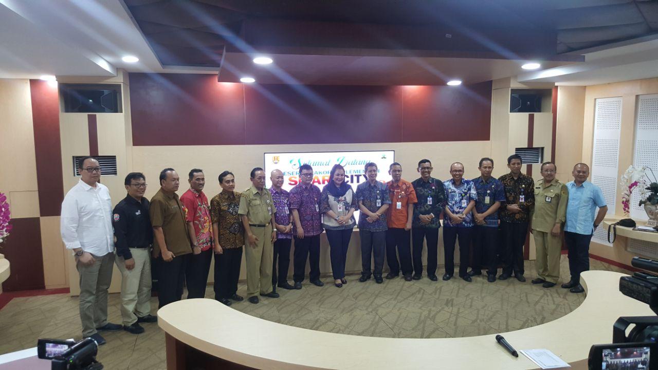 Kota dan Kabupaten Di Jawa Tengah Saling Bekerja Sama Dalam Membangun Smart City 1
