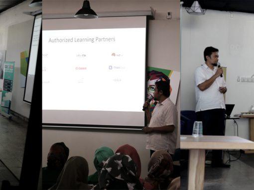 Company Visit Beberapa Universitas ke Inixindo Jogja