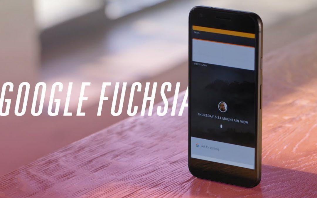 Fuchsia OS : Sistem Operasi yang Mungkin akan Menggantikan Android dan Chrome OS