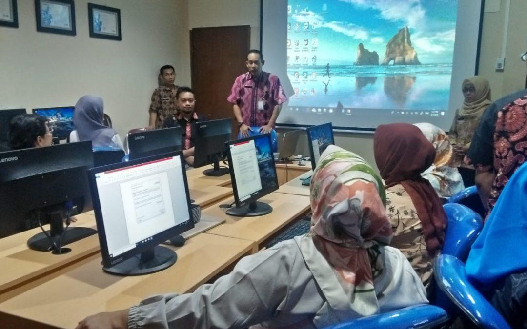 Pelatihan CMS dan Teknologi Informasi Dinas Komunikasi, Informasi, dan Statistika Kota Magelang