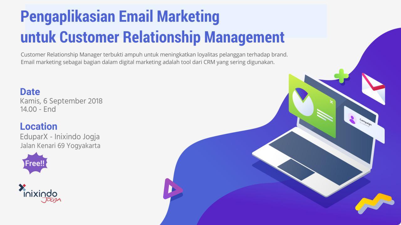 Pengaplikasian Email Marketing Untuk Customer Relationship Management 2