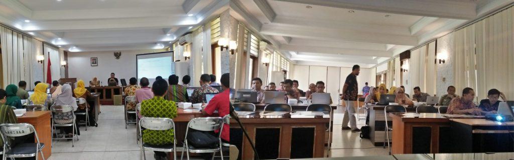 Pelatihan CMS dan Teknologi Informasi Dinas Komunikasi, Informasi, dan Statistika Kota Magelang 2