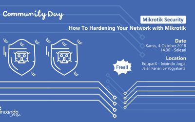Mikrotik Security : How to hardening Your Network with Mikrotik
