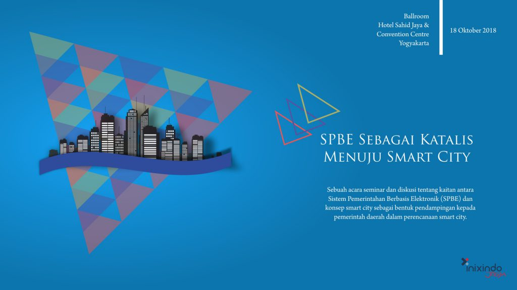 SPBE Sebagai Katalis Smart City 1