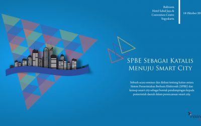 SPBE Sebagai Katalis Smart City