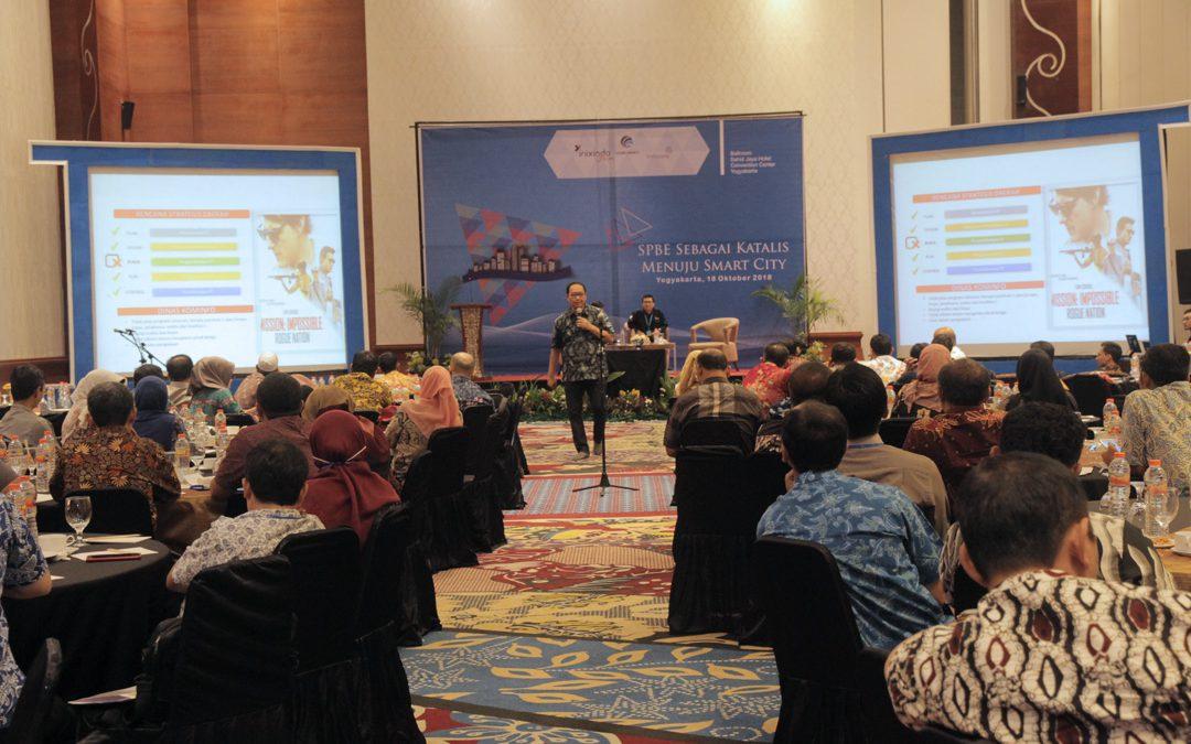 Event Recap : SPBE Sebagai Katalis Menuju Smart City