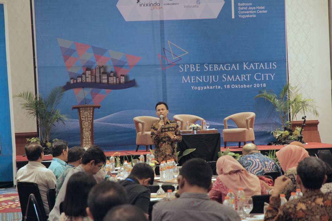 Event Recap : SPBE Sebagai Katalis Menuju Smart City 4