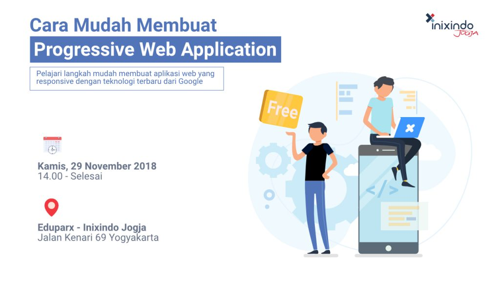 Cara Mudah Membuat Progressive Web Application 1