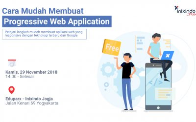 Cara Mudah Membuat Progressive Web Application