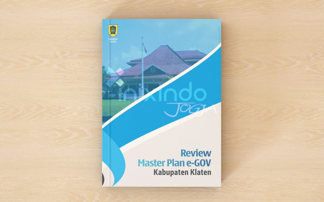 Review Master Plan E-Government Kabupaten Klaten