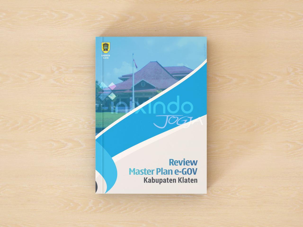 Review Master Plan E-Government Kabupaten Klaten