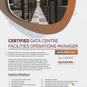Certified Data Centre Facilities Operations Manager 8