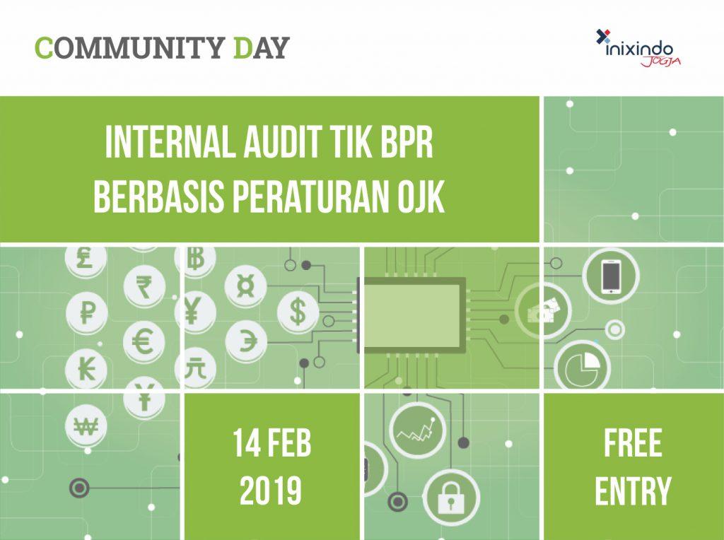 Comday Recap: Internal Audit TIK BPR Berbasis Peraturan OJK 1