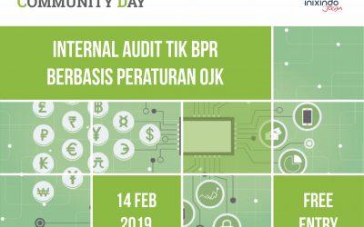 Comday Recap: Internal Audit TIK BPR Berbasis Peraturan OJK