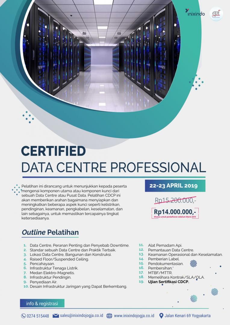 Certified Data Centre Professional 6