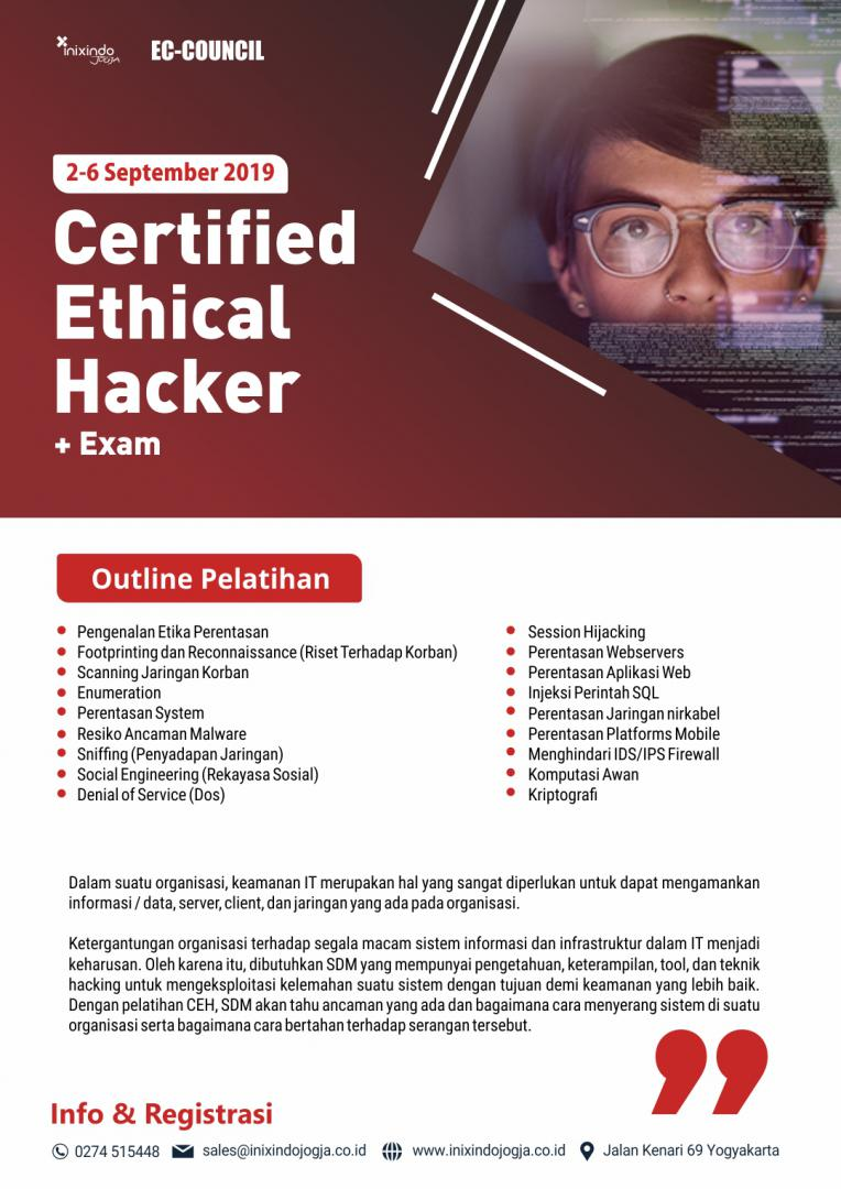 Certified Ethical Hacker (CEH) 6