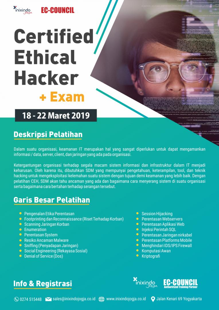 Certified Ethical Hacker 6