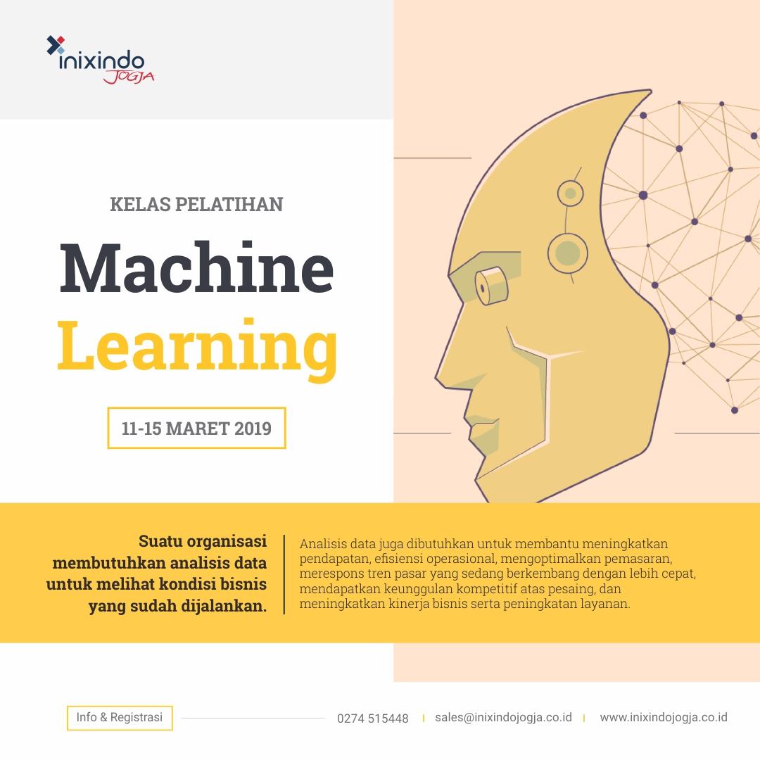 Pelatihan Machine Learning