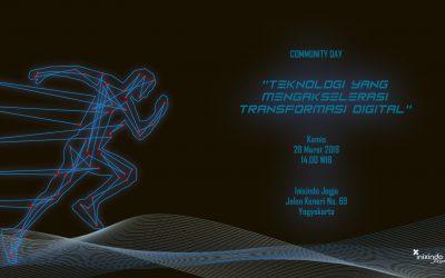 #Comday – Teknologi yang Mengakselerasi Transformasi Digital