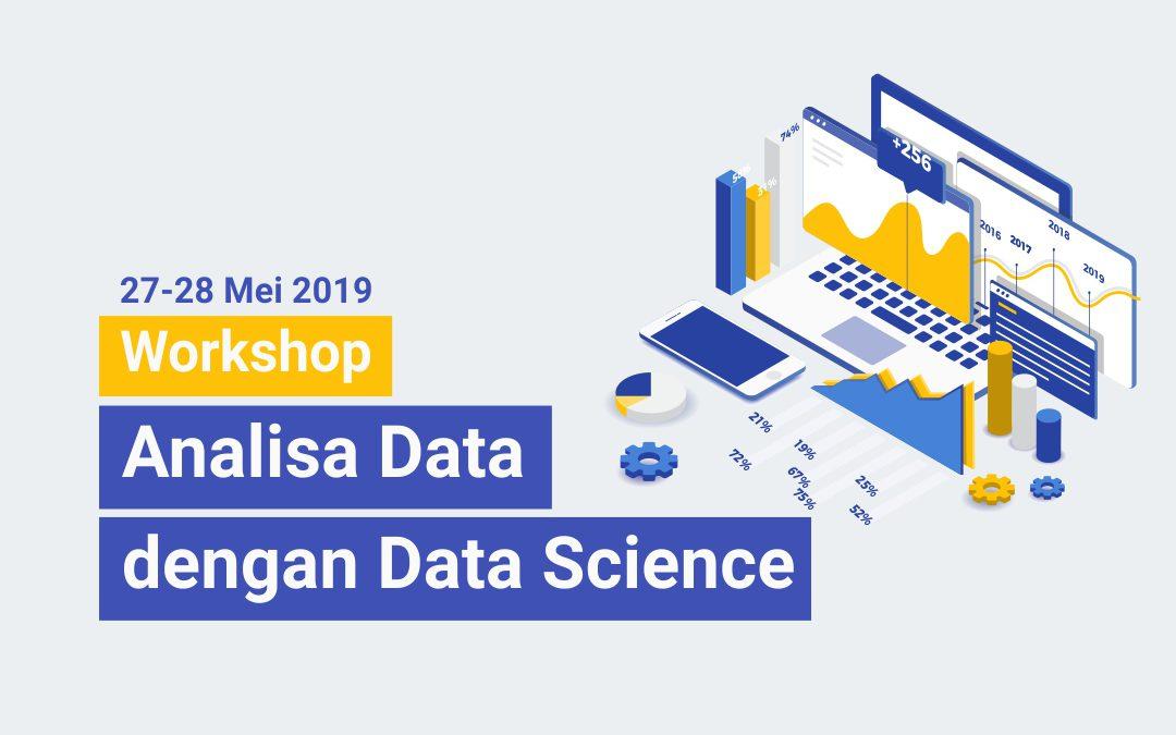 Workshop Analisa Data dengan Data Science