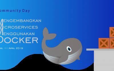 #Comday – Mengembangkan Microservices Menggunakan Docker