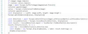 TensorFlow JS untuk Deteksi Wajah (Tutorial Part 2 : Face-api JS) 8