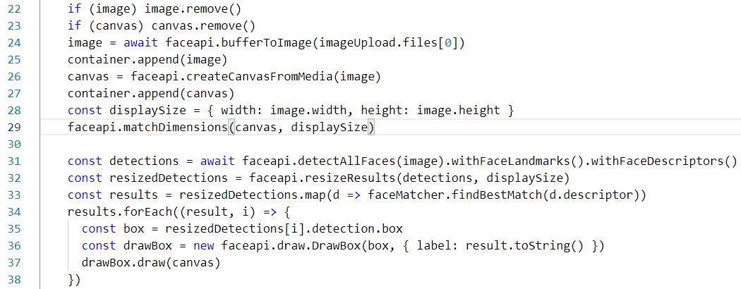 TensorFlow JS untuk Deteksi Wajah (Tutorial Part 2 : Face-api JS) 9