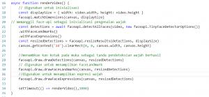 TensorFlow JS untuk Deteksi Wajah (Tutorial Part 1) 9
