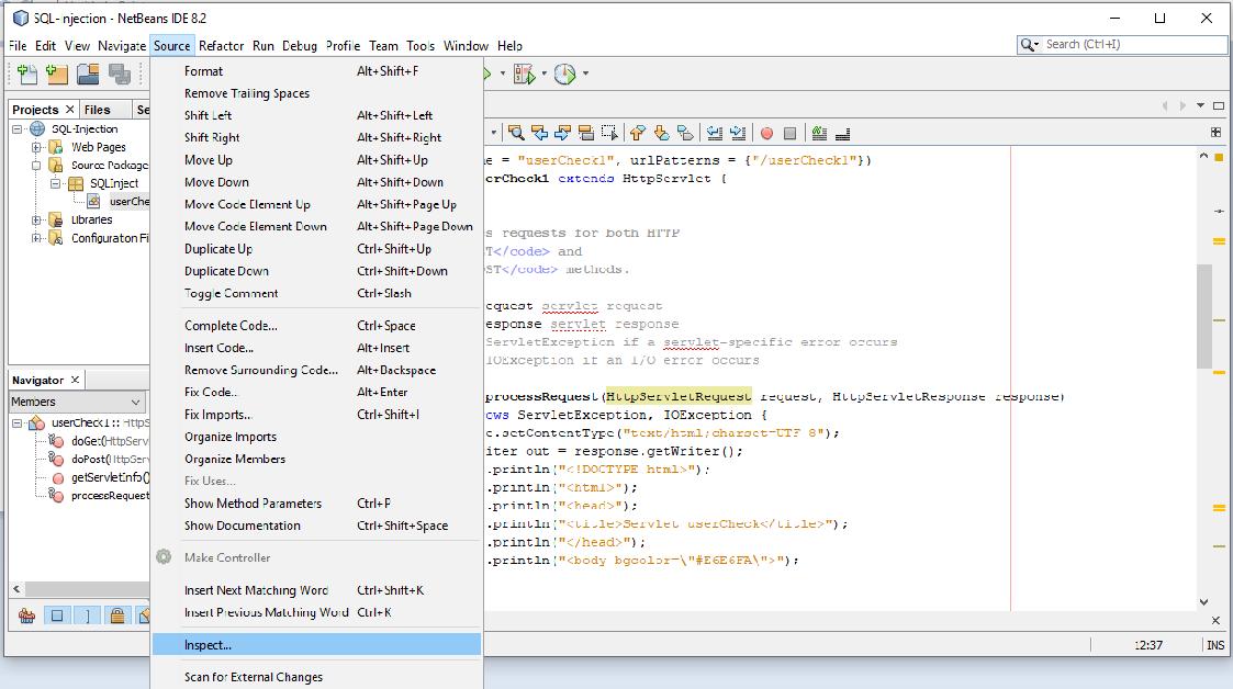 Source Code Audit dengan SAST Tools (Tutorial) 18