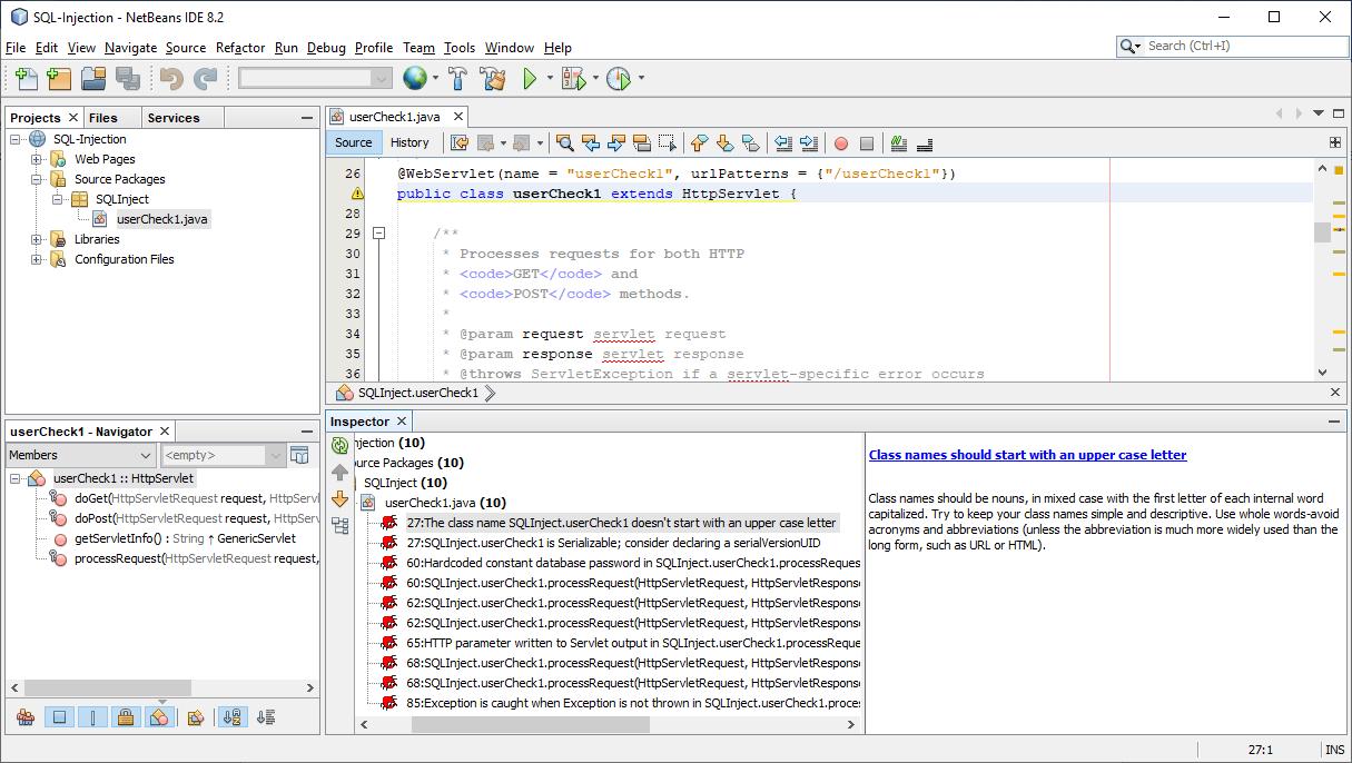 Source Code Audit dengan SAST Tools (Tutorial) 21