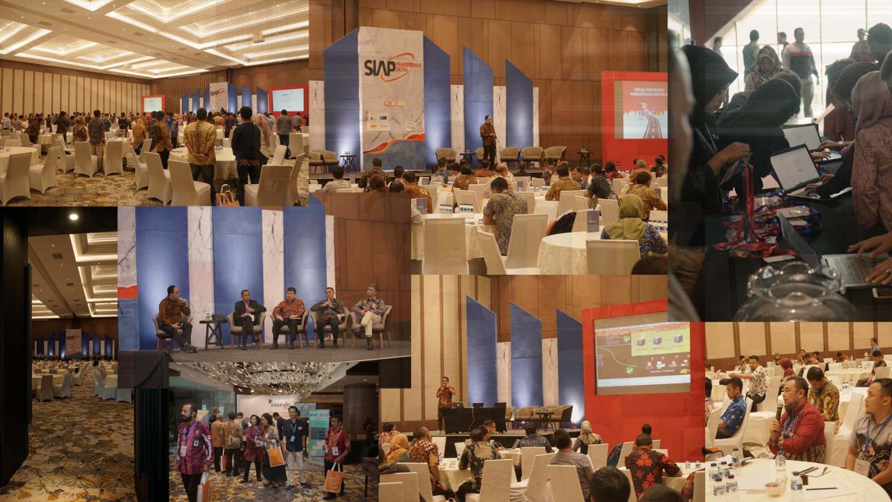 SIAP Transformasi Digital : Katalis Penerapan SPBE dan Smart City di Daerah