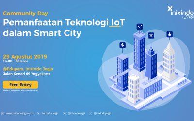 Comday: Pemanfaatan Teknologi IoT dalam Smart City