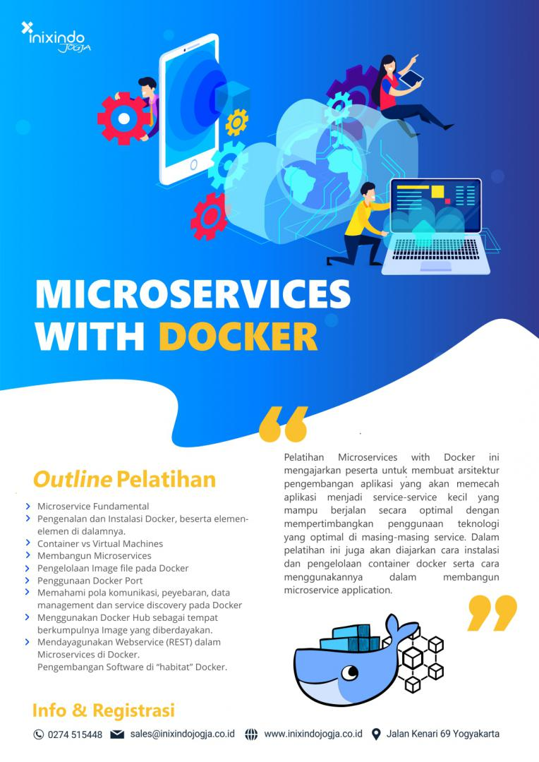 Microservices with Docker 6