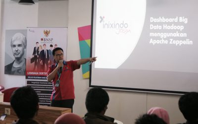 Comday Recap: Dashboard Big Data Menggunakan Hadoop dan Zeppelin