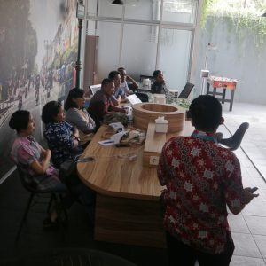 Kunjungan Demo Command Center Smart City Dari Diskominfo Kabupaten Biak Numfor 1