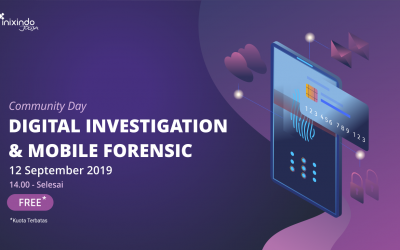 Comday: Digital Investigation dan Mobile Forensic