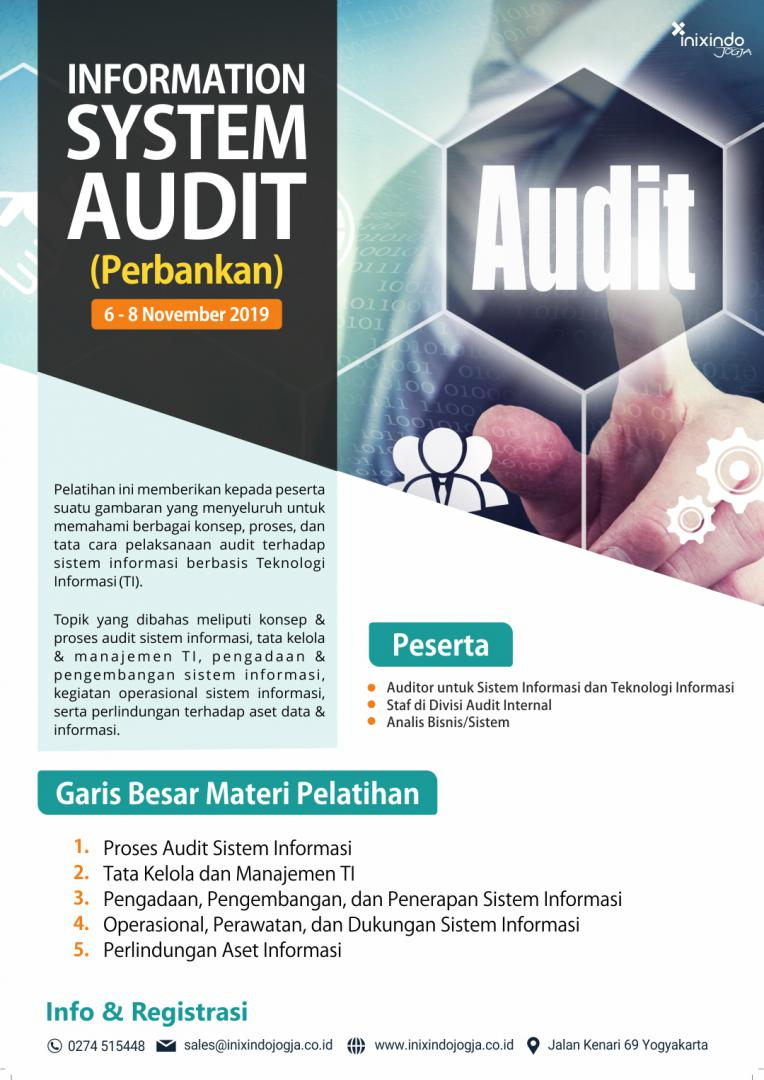 Information System Audit Perbankan 6