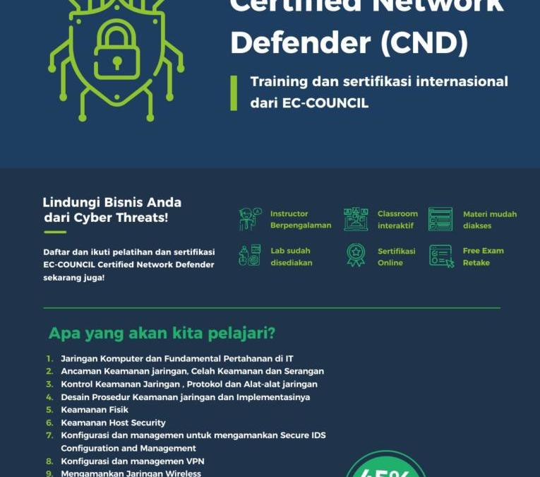 EC-COUNCIL Certified Network Defender