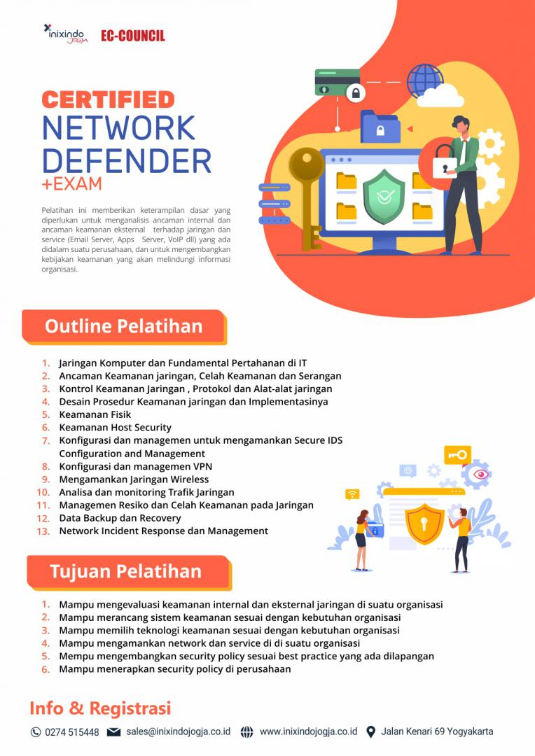 EC-COUNCIL Certified Network Defender 6