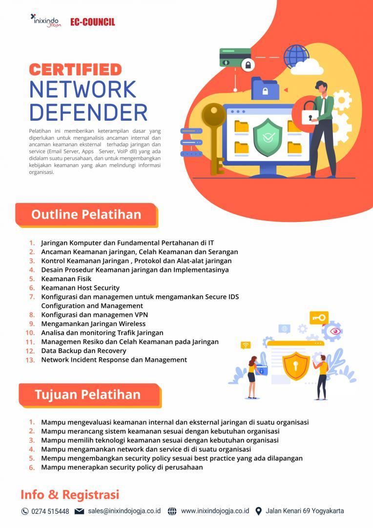 EC-COUNCIL Certified Network Defender 6