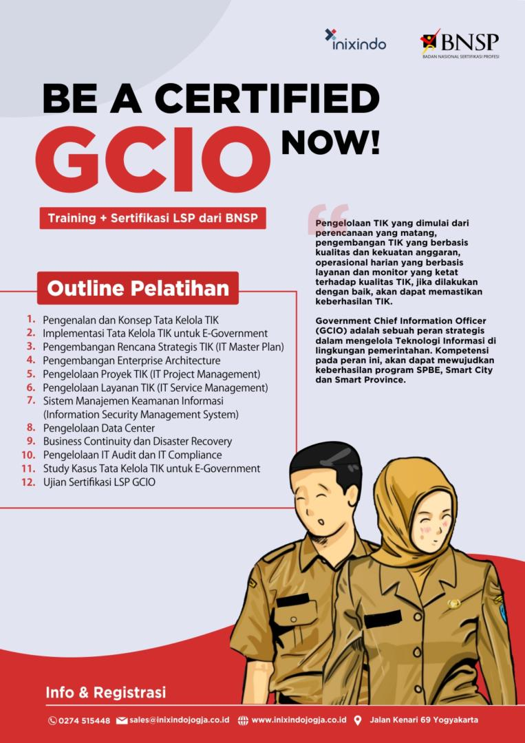 Government Chief Information Officer (GCIO) 7