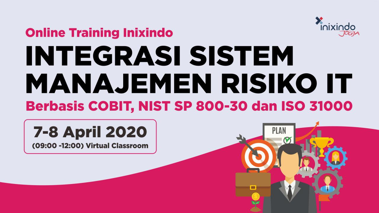 Integrasi Sistem Managemen Risiko