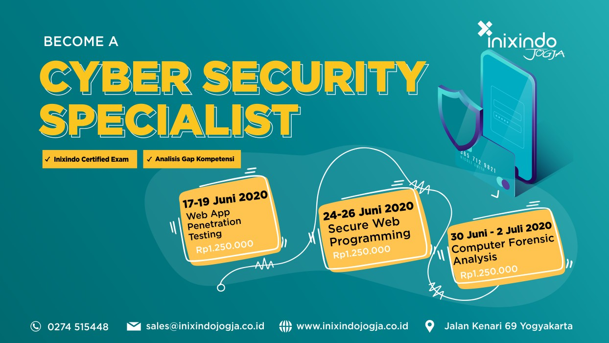 Cyber Security Specialist Full Package 1