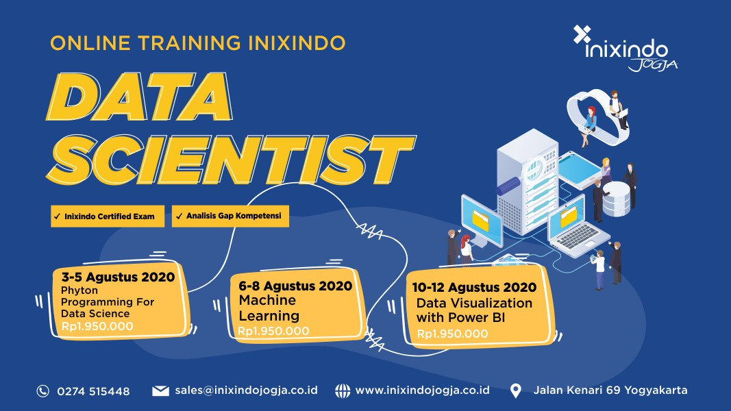 Data Scientist Full Package 1