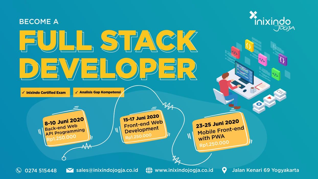 Full Stack Developer Full Package 1